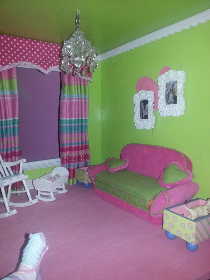 Barbie Bedroom In A Box: 17 Best Images About Barbie Doll House & Furniture # 2 On