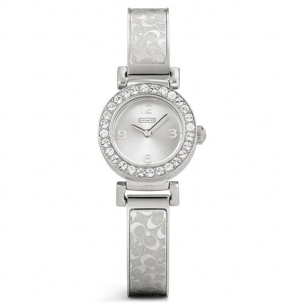 Coach Madison Stainless Steel Interchangeable Watch $298