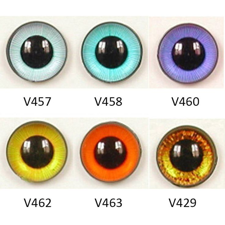 1 Pair 24mm Article V Plastic Safety Eyes Available in 6 Colours Round Pupils Teddy Bear Doll Puppet Plush Toy Stuffed Animal Plushie Craft by ShamrockRose on Etsy