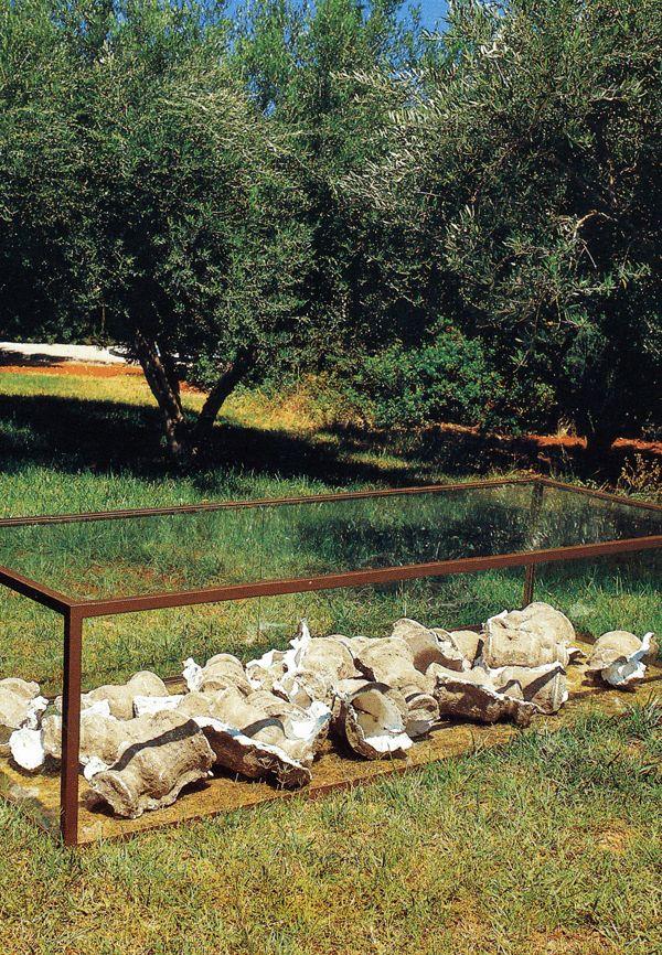 "ANTONIO SOSA, ""Urna"", 1990"