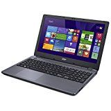 Acer Aspire E5-571 15.6-inch Notebook (Black) - (Intel Core i5 4200U 1.6GHz