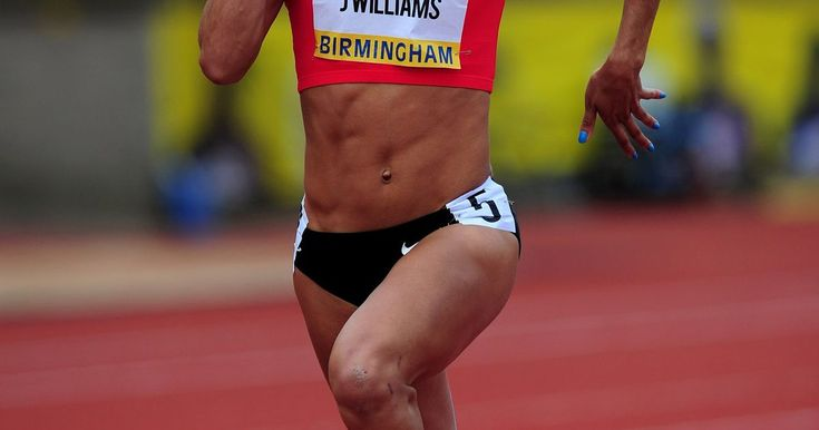 British Olympic sprinter Jodie Williams claims athletics deserves more respect for leading doping fight