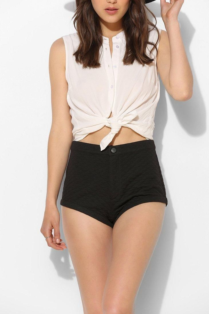 Cooperative Knit Pinup Short #urbanoutfitters