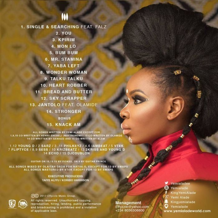 Full Album Yemi Alade Black Magic Afrocentric Hairstyles Natural Hair Updo Natural Braided Hairstyles