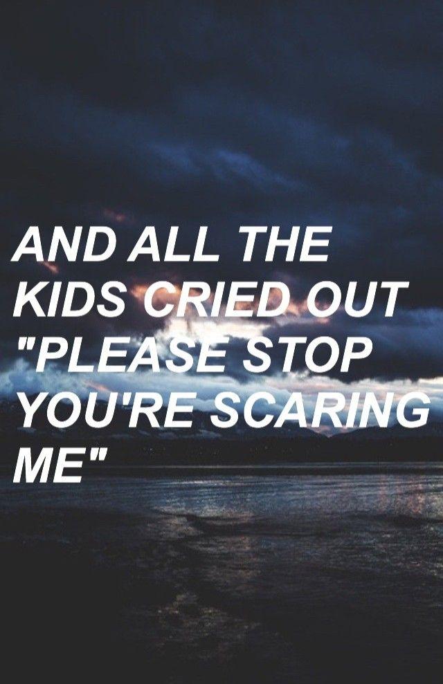 Afraid of me lyrics