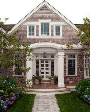 Nantucket Residence - beach style - exterior - boston - Marcus Gleysteen Architects