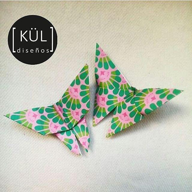 Una de mis pasiones: #origami  #kuldisenos #craftlover #hechoamano