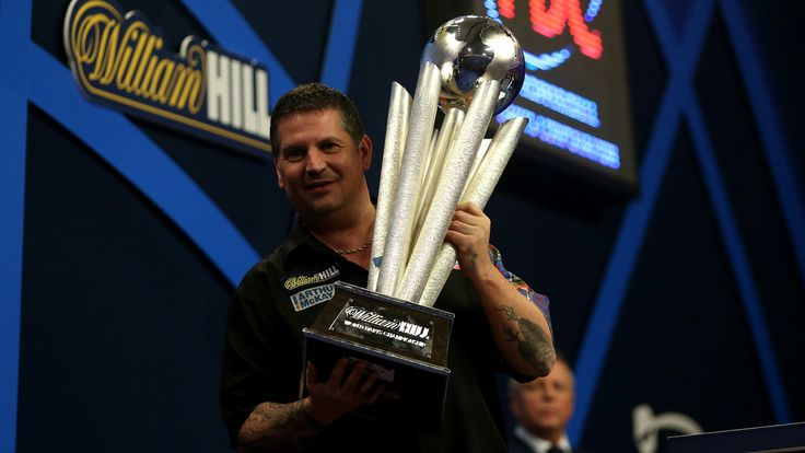 Double For Gary Anderson  #Darts #WorldChampionship #PDC