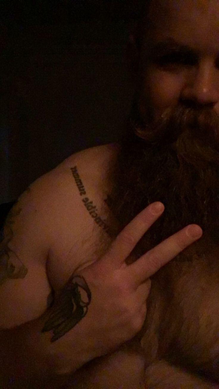 Shadows #beard#tattoos