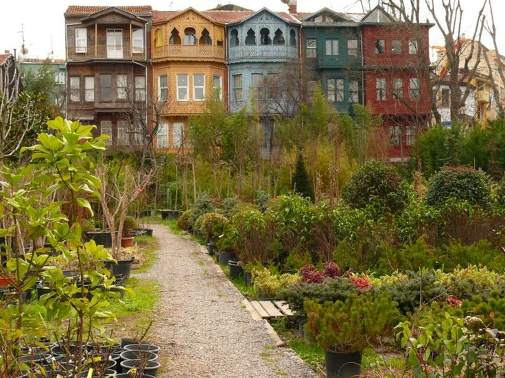 A dream like neighborhood in Istanbul: Kuzguncuk