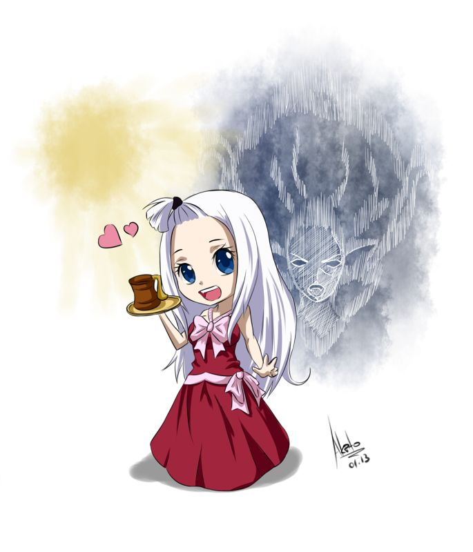 117 best Chibi Fairy Tail images on Pinterest | Fairytale ... Fairy Tail Chibi Mirajane