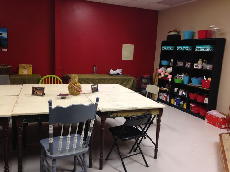 Our new art studio is a great place for birthday parties in Bemidji!