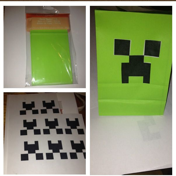 8 best I PinTESTED myself images on Pinterest | Minecraft party ...
