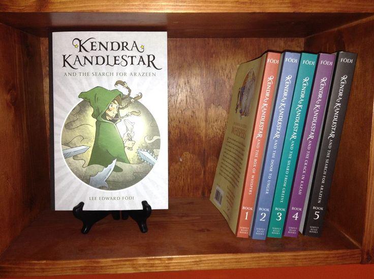 The Chronicles of Kendra Kandlestar.