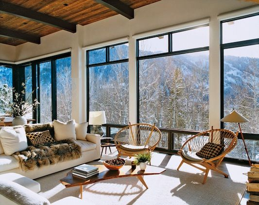 Aerin Lauder's Aspin Home