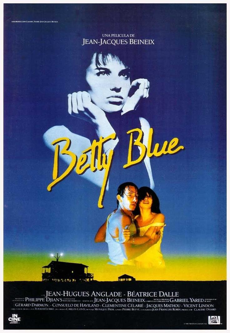 ジャン・ジャック・ベネックス監督のベティ・ブルー愛と激情の日々という映画