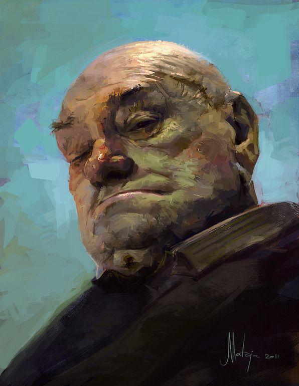 "Saatchi Online Artist: Mateja Petkovic; Painting, 2011, Digital ""Level06"""