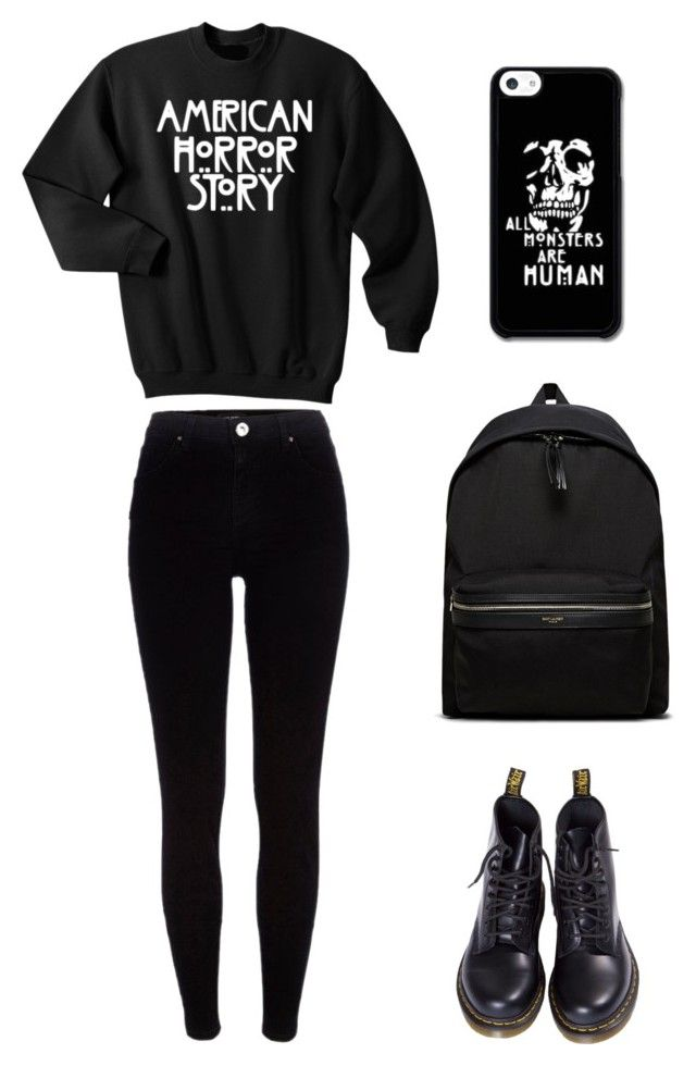 """""""American Horror Story Back To School Outfit"""" by whispers-in-the-dark01 on Polyvore"""