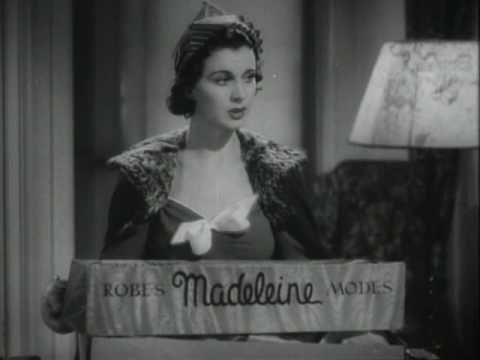 Sötét utazás /Dark Journey/ angol romantikus film, 1937