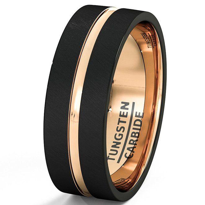 Vancaro Mens Wedding Rings