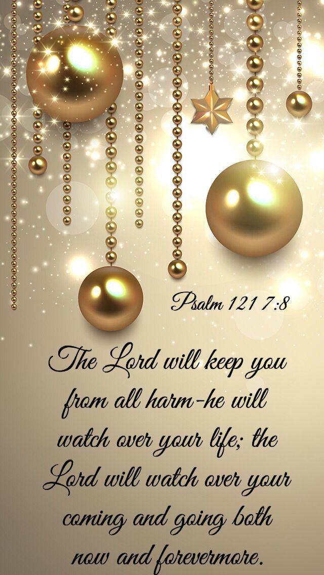 Psalms 121:7-8