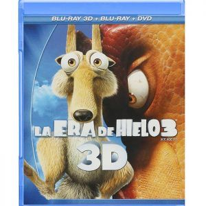 Pelicula La Era de Hielo 3 en 3D