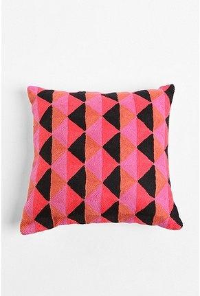 Crewel Prism Pillow