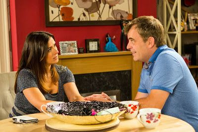 Coronation Street Blog: First-look pics: Baby bombshell in Coronation Street