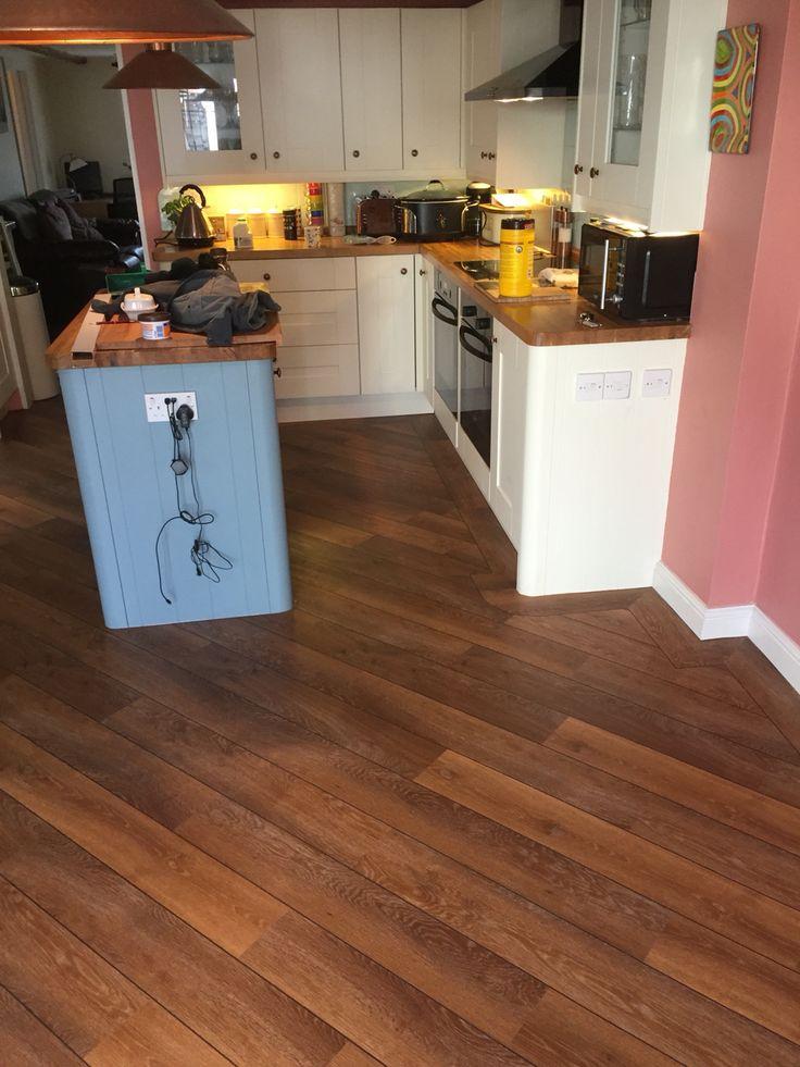 Kitchen Karndean flooring   Luxury vinyl tile, Karndean ...