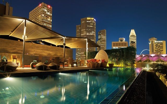 Naumi Hotel Singapore Hotels for Valentine's Day