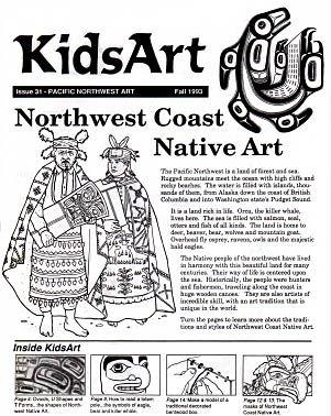 Native American Art Pacific Northwest Teaching Unit -