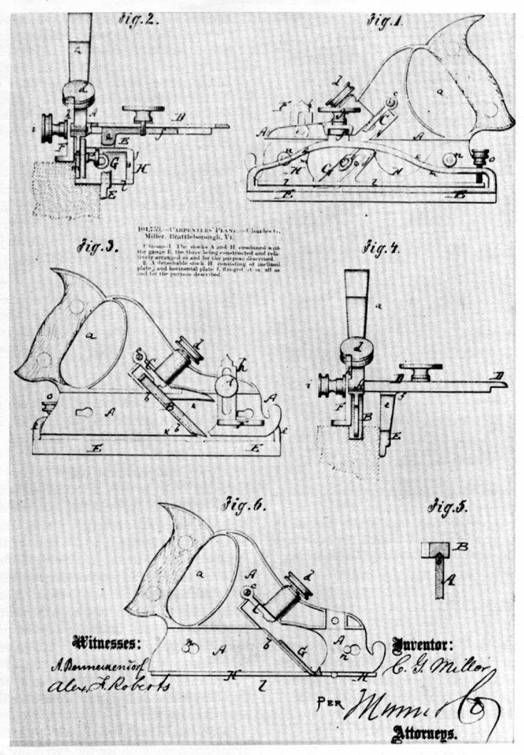 Vintage tool illustration