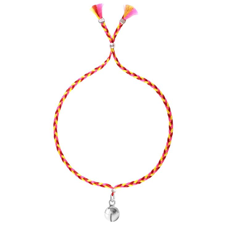 No.128 Ring my Bell Bracelet - Yellow