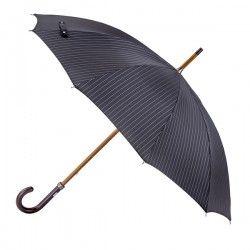 Parapluie Homme Ultra-Chic droit manuel 10 baleines