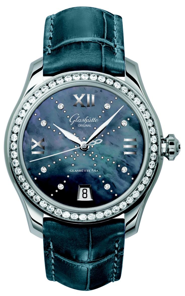 glashütte original lady serenade + - love #chronowatchco this watch