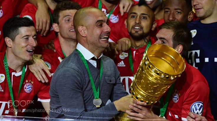 Bayern Munchen Juara DFB-Pokal 2016 by prediksispbo