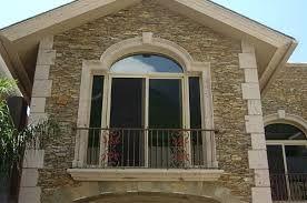 Resultado de imagen para fachadas de casa con piedra - Casas decoradas con piedra natural ...