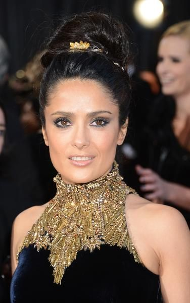 Salma Hayek Oscars 2013