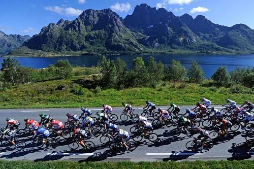 lofoten islands cycling - Google Search