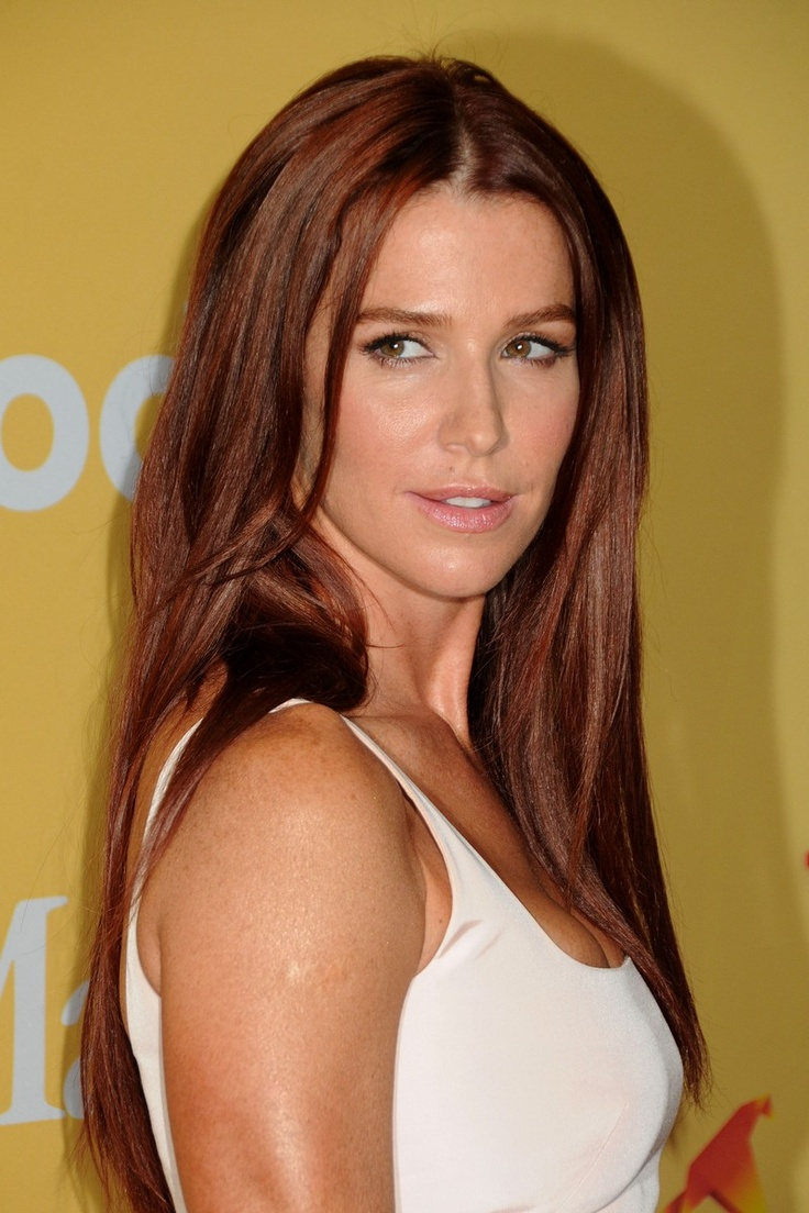 Poppy Montgomery-drop dead gorgeous.