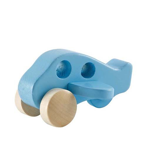 Little Plane From Hape from The Wooden Toybox