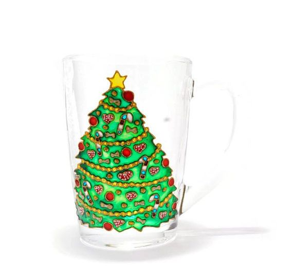 Christmas Mug Christmas tree Mug Christmas Cup Personalized