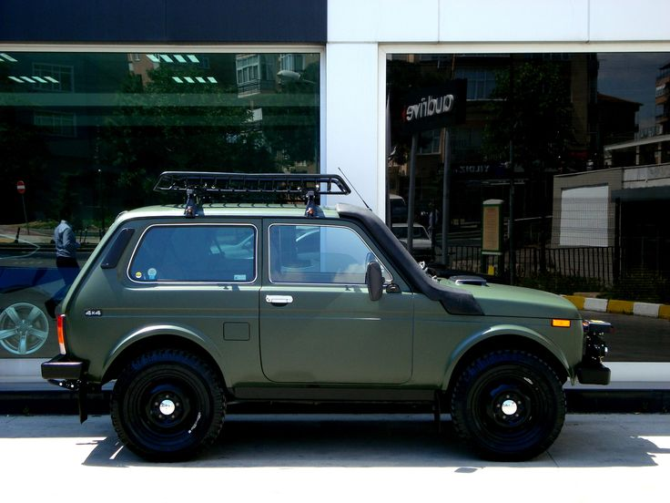 17 best images about lada niva on pinterest rooftops. Black Bedroom Furniture Sets. Home Design Ideas