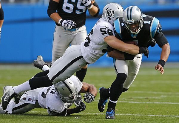 #Raiders_Live_Stream Watch Oakland Raiders Live Stream online for free in HD. Click on the Raiders game and choose from one of the many link option we offer to start live streaming. http://nflstream.tv/raiders-stream/