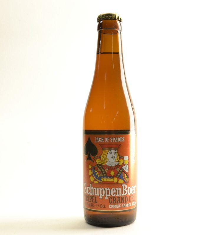 Schuppenboer Grand Cru #belgianbeer #beer