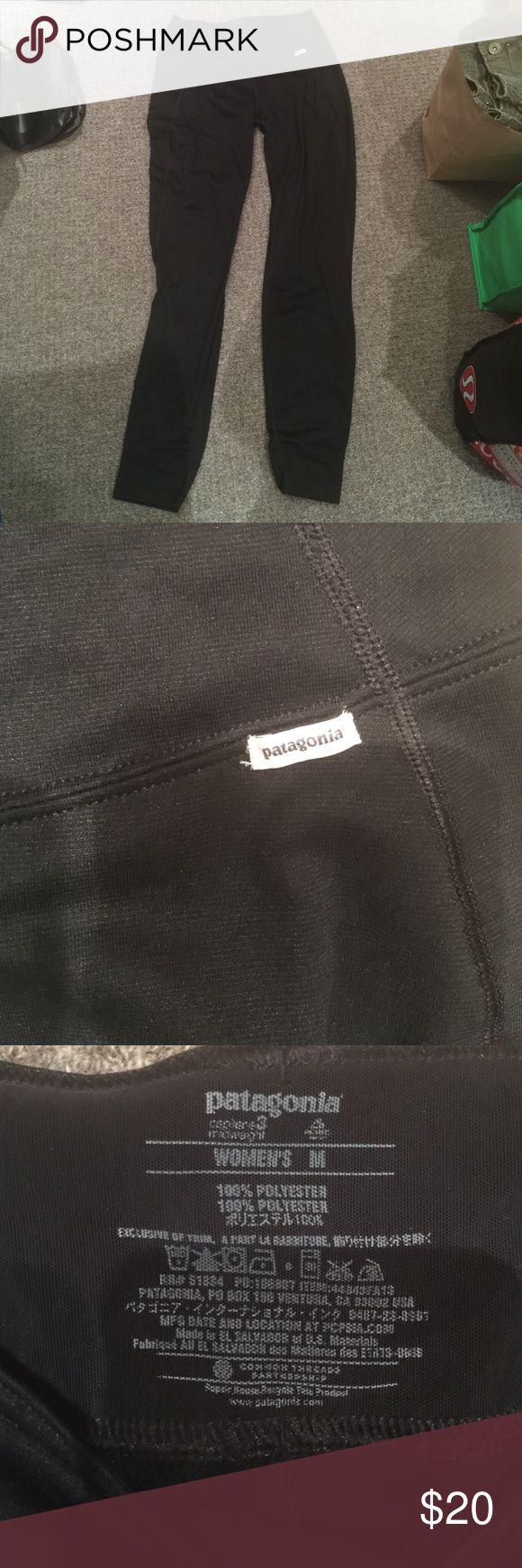 Layering leggings Patagonia layering leggings, can also be worn alone Patagonia Pants Leggings