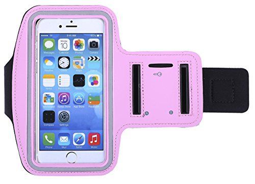 """Tomrow Sports Running Phone Armband - Water Resistant Arm Band with Key Holder for iPhone 6S Plus (5.5"""") - http://www.exercisejoy.com/tomrow-sports-running-phone-armband-water-resistant-arm-band-with-key-holder-for-iphone-6s-plus-5-5/fitness/"""