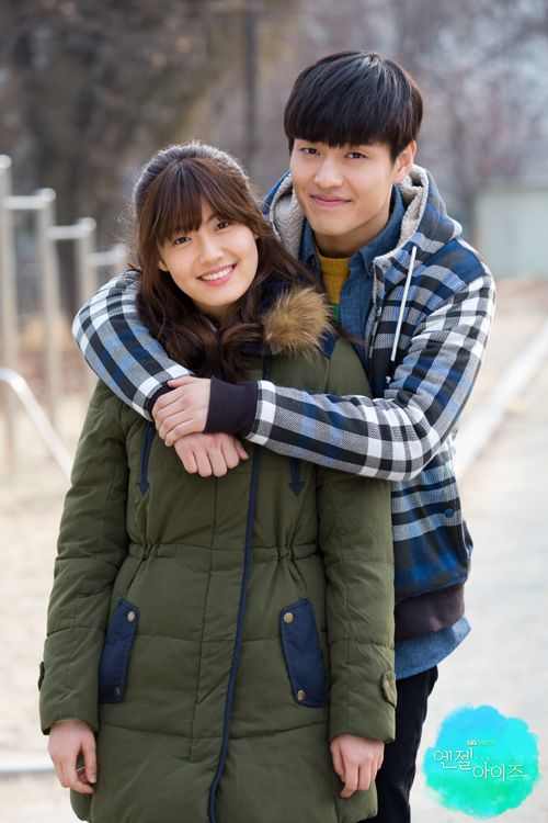 SBS Angel Eyes Kang Ha Neul & Nam Ji Hyun... super love them in this drama..great chemistry