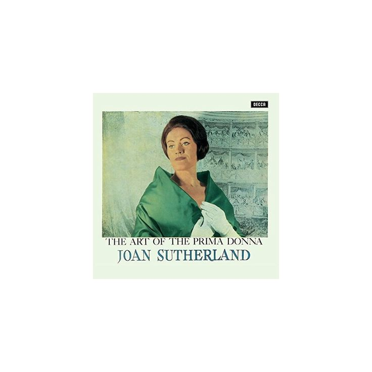 Joan Sutherland - Art of the Prima Donna (Vinyl)
