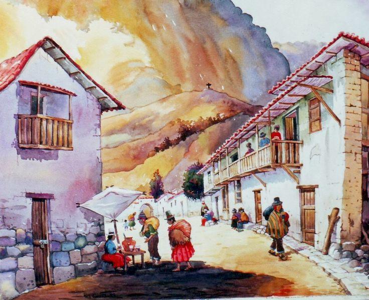 paisajes peruanos imagenes - Buscar con Google